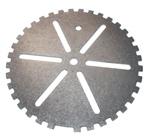 36-1 Crank Trigger Wheel for use with VR or Hall Sensor