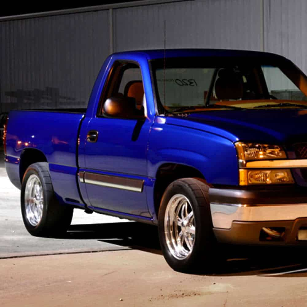 Parish S Awesome Twin Turbo Ls1 Powered Silverado