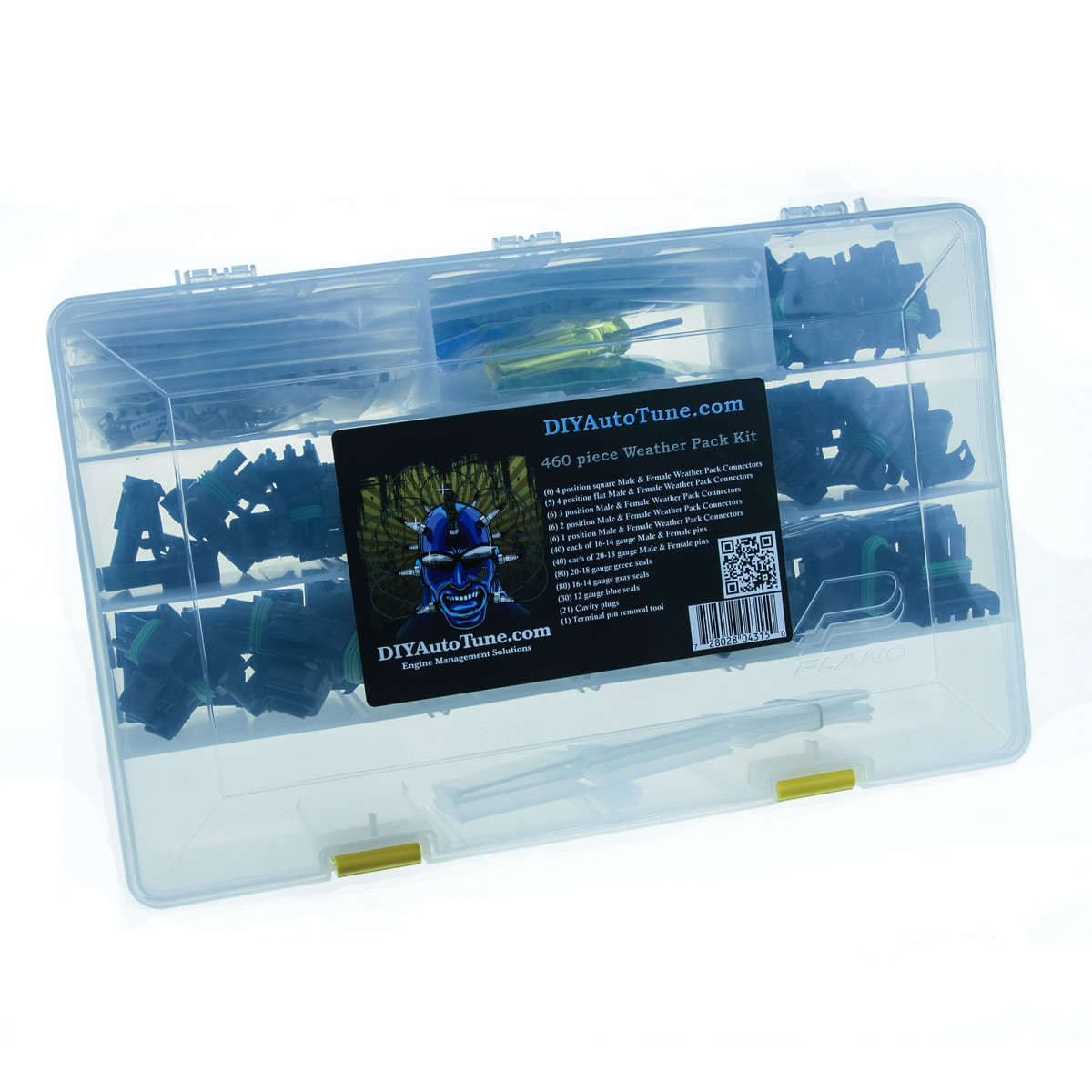 MegaSquirt Weather Pack Kits